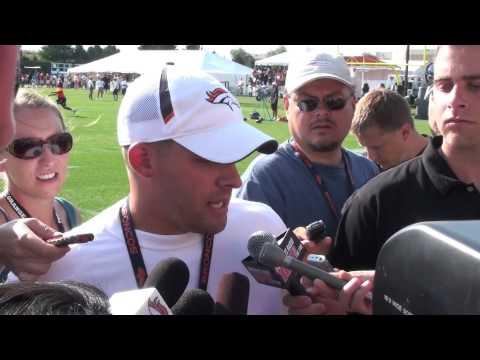 Denver Broncos Head Coach Josh McDaniels