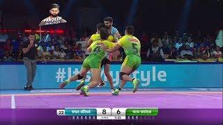 Pro Kabaddi 2019 Highlights Today: Patna Pirates Vs Bengal Warriors   M124