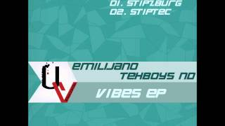 Emilijano, Tekboys ND - Stipzburg Original Mix) [UrbanVibe Records]