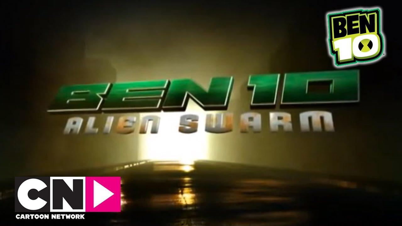 Ben 10 Alien Swarm Movie Trailer Cartoon Network Youtube