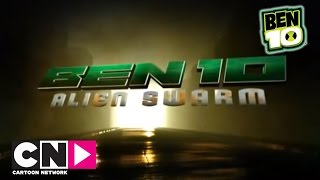 Ben 10 | Alien Swarm Movie Trailer | Cartoon Network