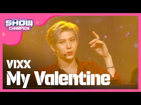 Show Champion EP.266 VIXX - My Valentine