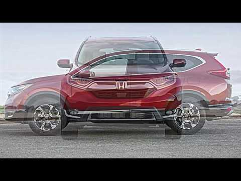 Specification of Honda CR-V 2017