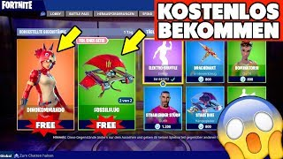 NEW 🔥 FORTNITE UNENDLICH V-BUCKS METHOD + ALL SKINS 🔥😱 FREE