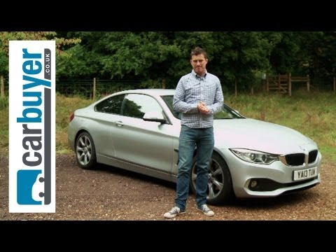 BMW 4 Series coupe 2013 review - CarBuyer