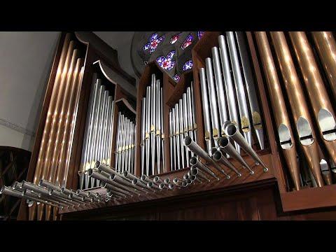 1978 Schudi Organ - St. Thomas Aquinas Catholic Church, Dallas, Texas