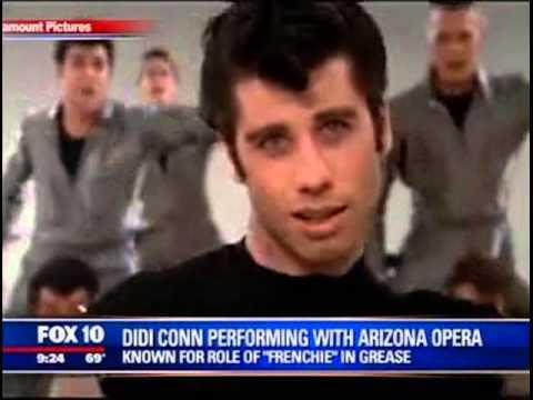 Didi Conn on FOX 10