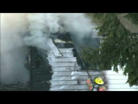 01.04.09 - 2nd Alarm House Fire, 1779 Kline Ave. Salisbury Twp. PA