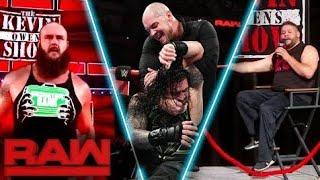 WWE Monday Night Raw 06 08 2018 Highlights HD   WWE Raw 6th August 2018 Highligh HIGH