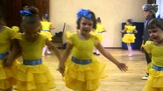 Танец маленьких утят(Студия танца