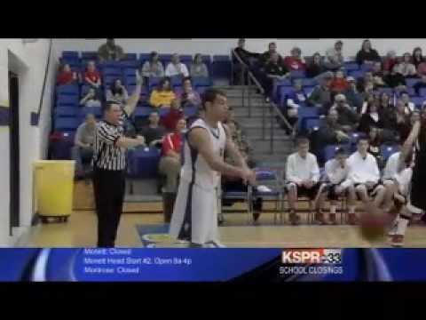 KSPR Athlete of the Week: Preston Guiot, Bolivar Basketball