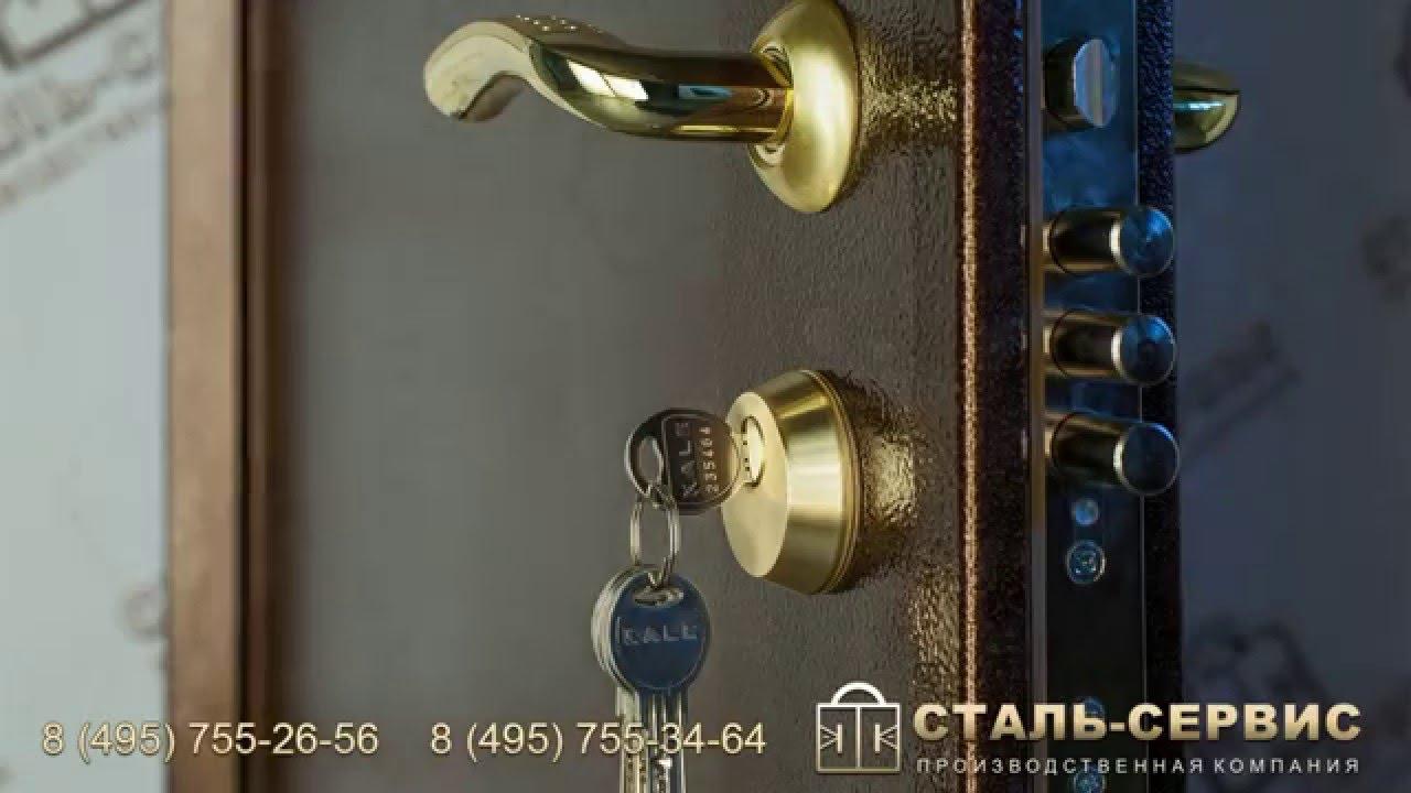 производство антивандальных металлических дверей