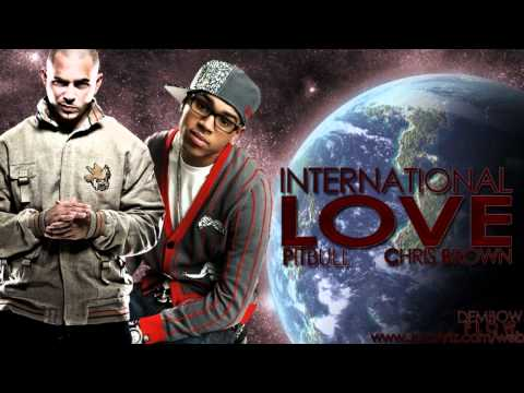 Pitbull Feat. Chris Brown - International Love (Final Version) [Planet Pit]