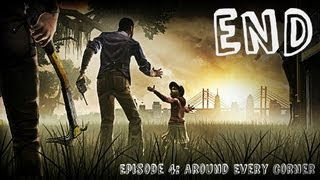 The Walking Dead - Episode 4 ENDING - Gameplay Walkthrough - Part 12 (Xbox 360/PS3/PC)