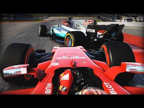 TITLE CONTROVERSY!   F1 2017 Career Mode #77   USA GP