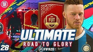 NO WAY!!! ELITE FUT CHAMPS REWARDS!!! ULTIMATE RTG #28 - FIFA 20 Ultimate Team Road to Glory