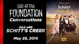 Conversations with SCHITT'S CREEK