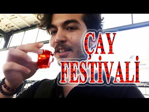 1. İstanbul Uluslararası Çay Festivali ve Porçay Buluşması (VLOG)