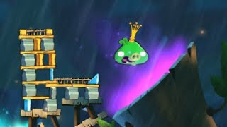 Angry Birds 2 King Pig Panic! (DAILY CHALLENGE) – 3 LEVELS Gameplay Walkthrough Part 194