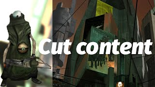 Half Life 2 Beta   What was scrapped?