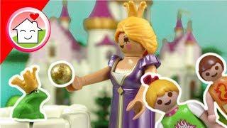 Playmobil Film deutsch - Der Froschkönig - Märchen für Kinder von Familie Hauser