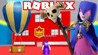 Roblox → NEW CLASH ROYALE FACTORY!! -Clash Royale Tycoon 2 🎮