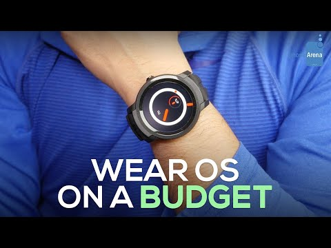 This Wear OS Smartwatch Does It All For Just $160