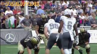 Jaylen Pickett || Eastern Michigan LB #6