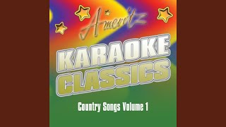 Karaoke - Rhinestone Cowboy