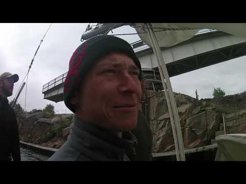 dreamBIG - Sailing Kattegat, Skagerrak, May 2016