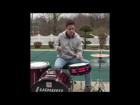 Unbelievable - Drum cover - Owl City
