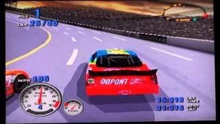 NASCAR 2001 - Race 16/20 - Chevrolet Monte Carlo 400