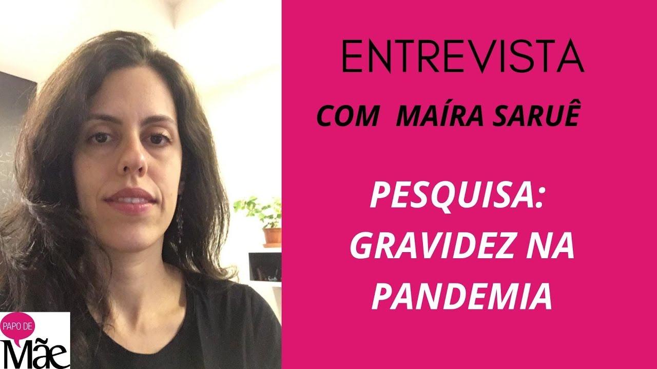 PAPO DE MÃE: Grávidas estão fazendo menos consultas de pré-natal na pandemia