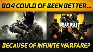 How Infinite Warfare Could Of Made Black Ops 4 Better