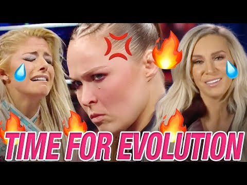 WWE Women's Wrestling Review Week of October 22nd, 2018 | RAW & SmackDown Live