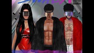 Swalla - Jason Derulo ft Nicki Minaj & Ty Dolla Sign (Animated Version)