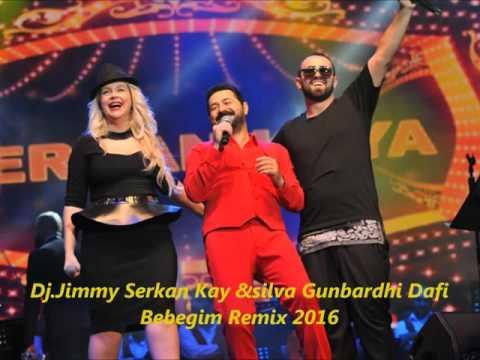 Serkan Kaya & silva Gunbardhi Dafi  Bebegim Remix 2016