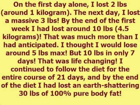 How to lose weight fast without diet pills or exercise