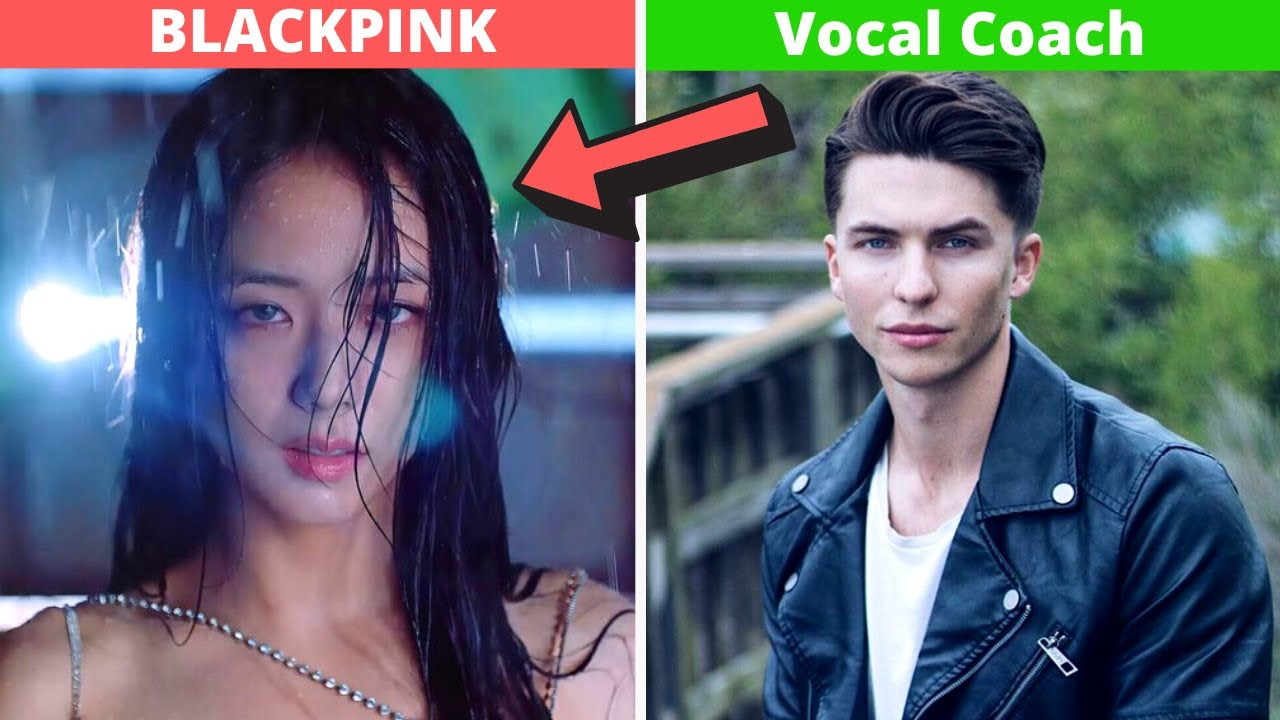 VOCAL COACH Justin Reacts to BLACKPINK - 'Lovesick Girls' M/V