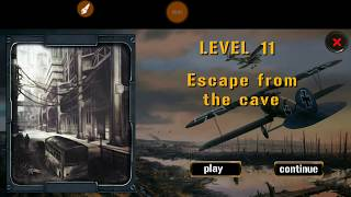 Expedition For Survival Level 11 ESCAPE FROM THE CAVE Walkthrough Game Guide HFG ENA