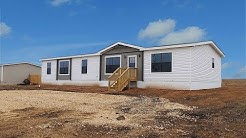 Move in Ready Double Wide for sale in Niederwald, Tx