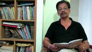 Poetry recitation by Odia poet Bipin Nayak