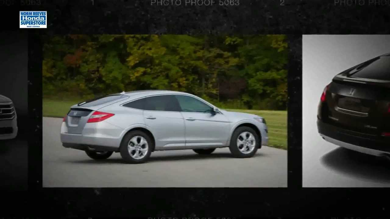 West Covina Honda Honda Crosstour Vs Toyota Venza West Covina Ca Youtube