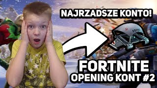 😄 OPENING FORTNITE ACCOUNTS 😄 😱 LOTNIA MAKO!! 😱 the rarest account in the SERIES! 😱 Giveaway 😱