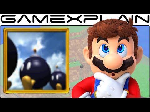 Bob-omb Battlefield Secret in Super Mario Odyssey (Easter Egg)