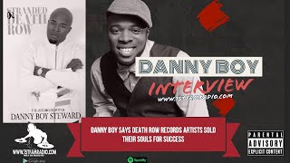 DANNY BOY SPEAKS ON ARTISTS SELLING THEIR SOULS TO RECORD LABELS