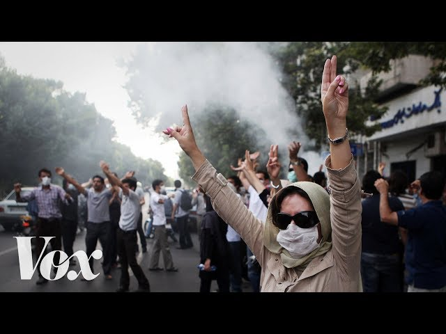 Iran's massive protests, explained in 4 minutes