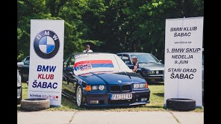 5.BMW SKUP ŠABAC - 2019 ZVANIČAN VIDEO / OFFICIAL VIDEO OF 5.BMW MEETING - ŠABAC, SERBIA 2019