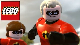 Let's Play LEGO The Incredibles!