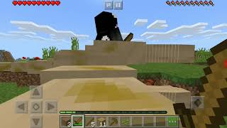 Minecraft and Roblox with brother and sister